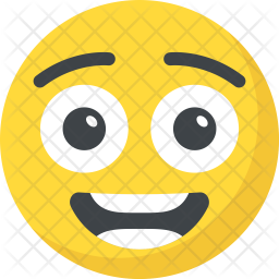 Laughing Emoji Expression Icon