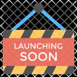 Launching Soon Icon