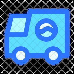 Laundry truck Icon