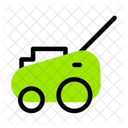 Lawn cutter Icon