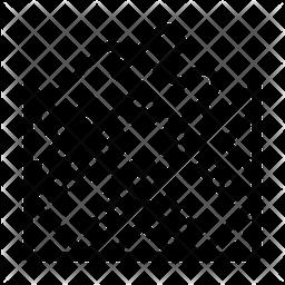 Lay Tiles Icon
