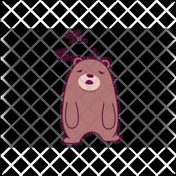 Lazy Bear Icon