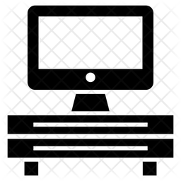 Lcd Panel Icon