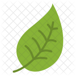 Leaf Icon Of Flat Style Available In Svg Png Eps Ai Icon Fonts
