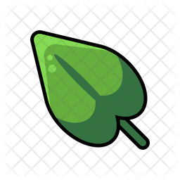Leaf Icon Of Colored Outline Style Available In Svg Png Eps Ai Icon Fonts