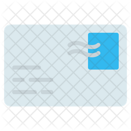 Letter Flat Icon