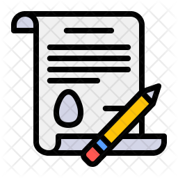 Letter Icon Of Colored Outline Style Available In Svg Png Eps Ai Icon Fonts