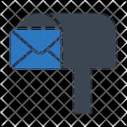 Letter box Icon