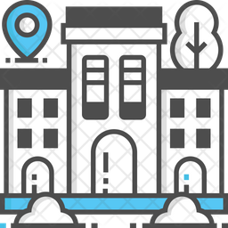 Library Location Icon