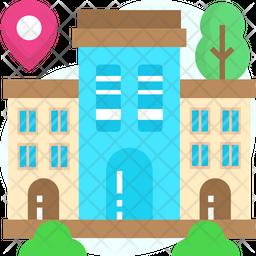 Library Location Icon
