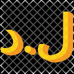 Libya Flat Icon