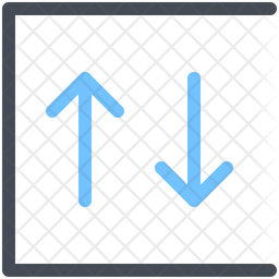 Lift Dualtone Icon