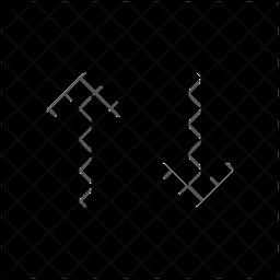 Lift Glyph Icon