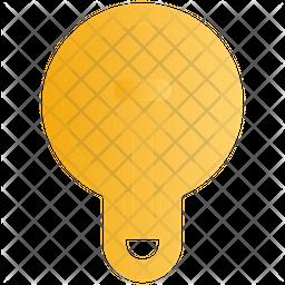 Light Bulb Gradient Icon