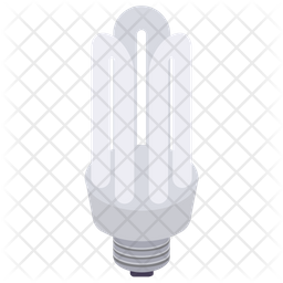 Light Bulb Isometric Icon