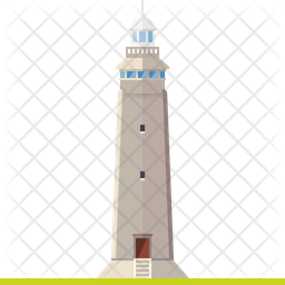 Cap Levi lighthouse Icon