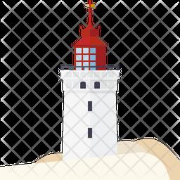 Rubjerg Knude lighthouse Icon