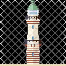 Warnemünde lighthouse Icon