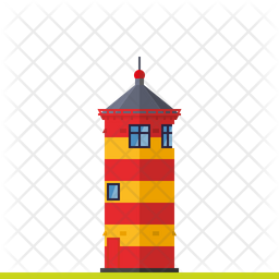 Pilsum lighthouse Icon