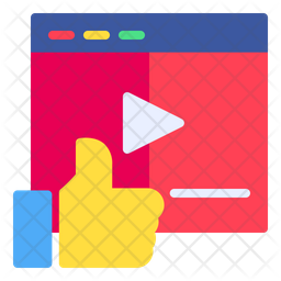 Like Video Icon