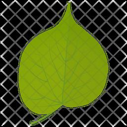 Linden Leaf Icon