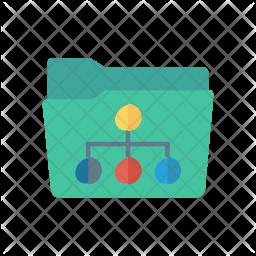 Linked folder Icon
