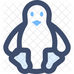 Linux Icon Of Line Style Available In Svg Png Eps Ai Icon Fonts