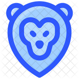 Lion Mask Icon Of Colored Outline Style Available In Svg Png Eps Ai Icon Fonts Print out, color and cut out a paper mask outline or use a colored template to make the beautiful mask in seconds. iconscout