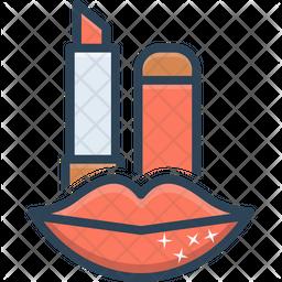 Lip Care Icon