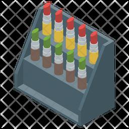 Lipstick Stand Icon