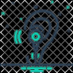 Listening machine Icon