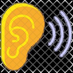 Listening Test Icon