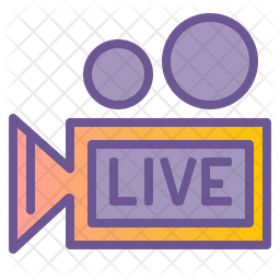 Live Recording Icon