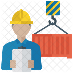 Load Container Icon