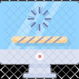 Loading Flat Icon