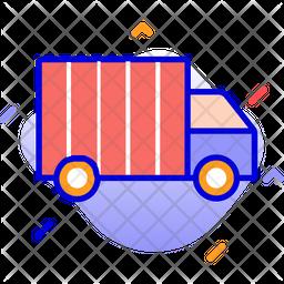 Loading Cargo Icon