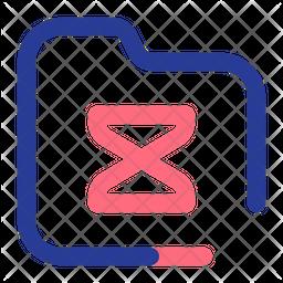 Loading Folder Icon