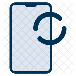 Loading Mobile Network Icon