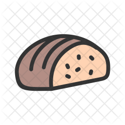 Loaf of bread Icon
