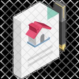 Loan Paper Icon