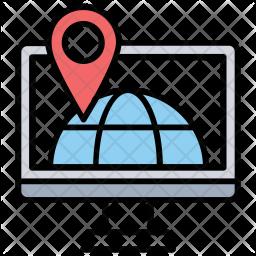 Local SEO Icon