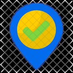 Location Flat Icon