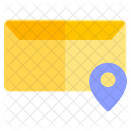 Location message Icon