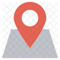 Location Pin Icon Of Flat Style Available In Svg Png Eps Ai Icon Fonts