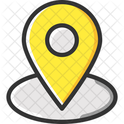 Location Point Icon Of Colored Outline Style Available In Svg Png Eps Ai Icon Fonts
