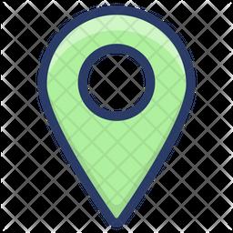 Location Pointer Icon