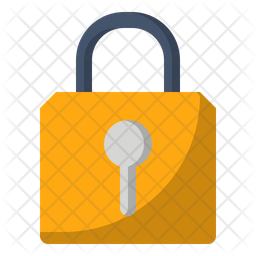 Lock Icon Of Flat Style Available In Svg Png Eps Ai Icon Fonts