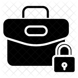 Lock Bag Icon