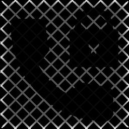 Lock call Icon