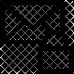 Lock Envelope Line Icon